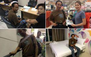 Reicher Thai hilft armen Thai....