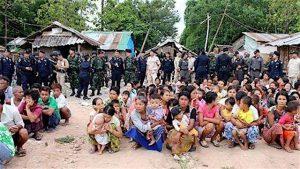 Rayong: 263 burmesische Arbeitssklaven befreit