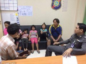 Chiang Mai: Meine Mädchen sind nicht Taschendiebe