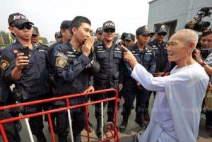 Wat Dhammakaya: Durchsuchung geht weiter.....
