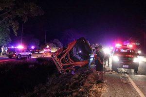 Chayaphum: Unfall-Serie mit Bussen geht weiter.....
