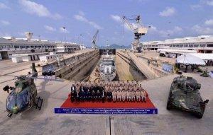 Thailand baut U-Boot Hafen, hat aber noch keine U-Boote
