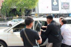 Aktivist wurde mit Verhaftung nach Artikel 44 gedroht