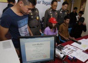 Falsche Diplome, Zertifikate - Fälscherbande festgenommen