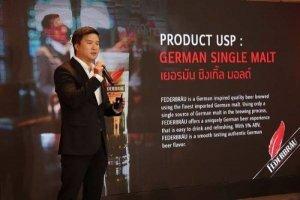 Federbräu drängt auf den thailändischen Markt