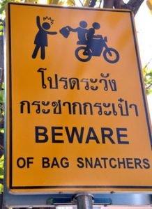 Land of Smile - Kriminalität in Thailand  Land of Smile - Kriminalität in Thailand  Land of Smile - Kriminalität in Thailand