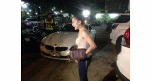 Bangkok: Schauspielerin Anna Reese verursacht erneut Unfall