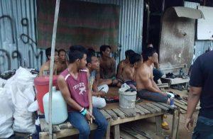Phuket: Stromkabel-Diebstähle aufgeklärt - 9-köpfige Bande verhaftet