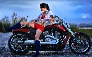 Harley Davidson plant Fabrik in Thailand
