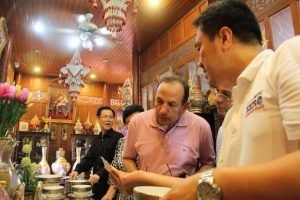 Wirtschaftsvertreter Ägypten reisen wegen OTOP nach Thailand