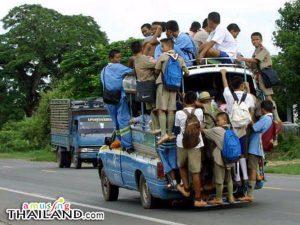 DLT überprüft nun alle Schulbusse und Fahrer landesweit