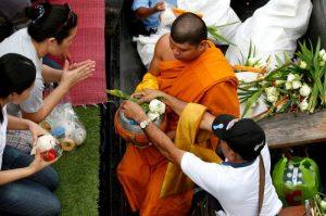 Thambun in Thailand - etwas Gutes tun...