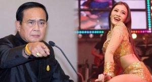 Prayuth verurteilt Auftritte von Thai-Superstar