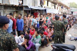 Pattaya: Mehr als 300 Burmesen und Khmers bei illegaler Arbeit festgenommen