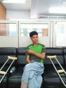 Chiang Mai: Chinesischer Tempel-Dieb nach Flucht erneut festgenommen