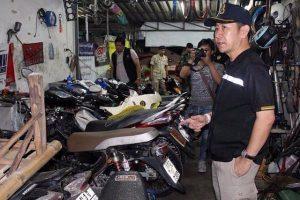 Eltern sollen bei modifizierten Motorräder ihrer Kinder haften