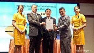 NOK Air erhält Verifizierung für internationale Sicherheitsstandards