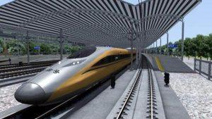 Shikansen will an Ausschreibung für HighSpeed-Strecke teilnehmen