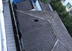 Bangkok: 30j-jähriger Schwede fiel durch das Dach eines Thai-Hauses