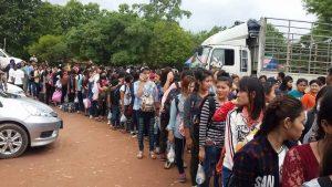Bereits 30.000 illegale Wanderarbeiter verliessen Thailand