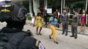 Bangkok: Polizei nimmt 20 mutmassliche Drogenhändler aus Afrika fest