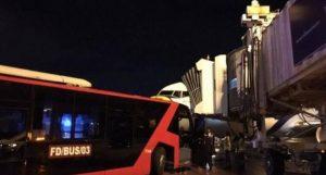 Don Mueang Airport: Busunfall auf dem Rollfeld