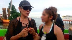 Koh Larn: US-Thai Teenagerin beschuldigt Khmers wegen sexuellen Übergriff