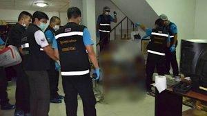 Mutmasslicher ausländischer Mörder nach Mord an Ehefrau auf der Flucht