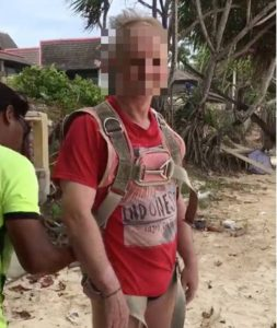 Phuket: Australier verunglückt beim Parasailing