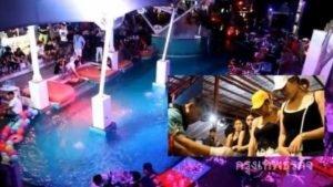 Pattaya: bei Drogen-Party wurden 150 Personen verhaftet
