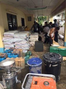 Tachilek/Burma: Burmesische Drogenpolizei konfisiziert 30 Millionen Yaba-Pillen