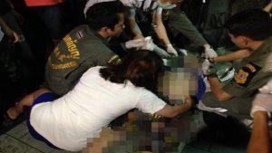 Bangkok: 17-jähriger Student auf der Strasse erschossen
