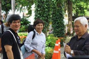 Chiang Mai: Rechtliche Folgen wegen einer akademischen Veranstaltung an der CMU
