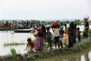 Burma-Serie: Vertreibung der Rohingyas - Teil 1