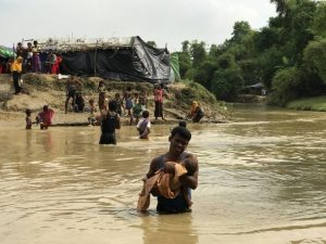 Burma-Serie: Vertreibung der Rohingyas - Teil 4