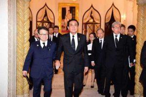 PM Prayuth fordert Japaner zu Investitionen auf
