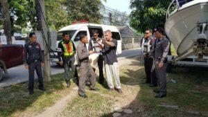 Phuket: Nico Papke muss im Oktober wegen Mord an Lek vor Gericht