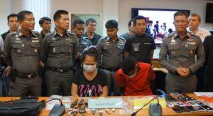 Attentat auf Russin - Ausländer konnte mit Thai-Freundin verhaftet werden