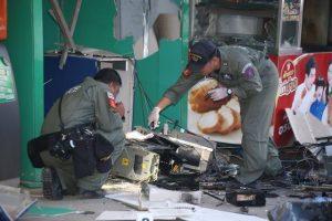 Bangkok: Ausländer sprengte vermutlich ATM in die Luft