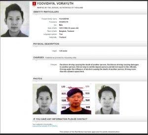 """Red Bull Erbe nun mit """"Red Notice"""" bei Interpol"""