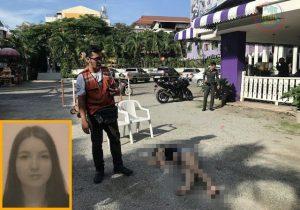 Pattaya: Russin stürzte vom 6. Stock in den Tod