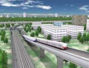 Bangkok: Bau der High-Speed-Bahn nach Pattaya u.a. soll Frühjahr 2018 beginnen