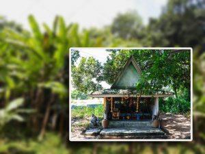 5 Jugendliche begraben Baby vor einem Bananenfeld
