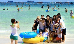 Thailand bleibt beliebtes Urlaubsziel - nächstes Jahr 3 Billionen Baht anvisiert