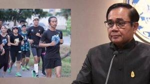 Bodyslam (Toon) läuft von Yala bis nach Chiang Rai - für staatliche Krankenhäuser