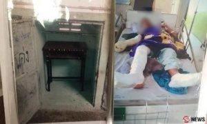 Chainat: Schüler von Kollegen angezündet - Eltern bitten Paveena um Hilfe