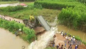 Weitere marode Staudämme brechen und überschwemmen Dörfer