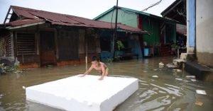 Bangkok soll trocken bleiben - Provinzen werden geflutet