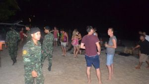 Koh Phangan: Armee schliesst Full-Moon-Party