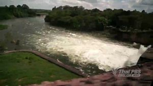 Khon Kaen: Ubonrat-Staudamm muss Schleusen länger öffnen